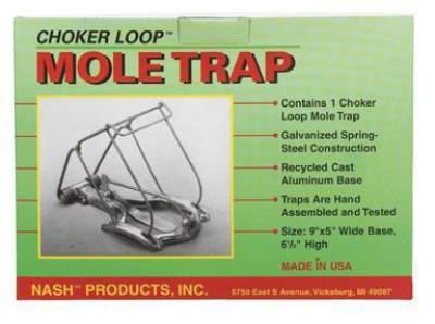 Best Mole Traps Reviewed